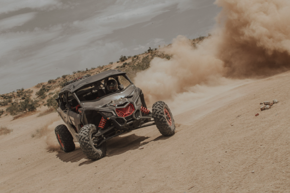 WHY THE CAN-AM MAVERICK X3 WILL BE YOUR FAVOURITE SPORT SSV
